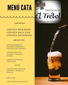 cata cerveza restaurante el trebol (2)